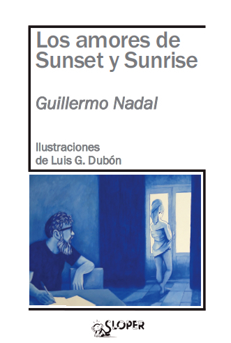 Los amores de Sunset y Sunrise: portada