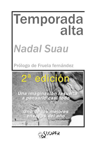 TEMPORADA ALTA (NE): portada
