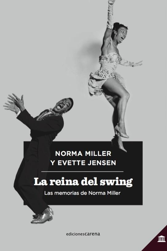 La reina del swing: portada