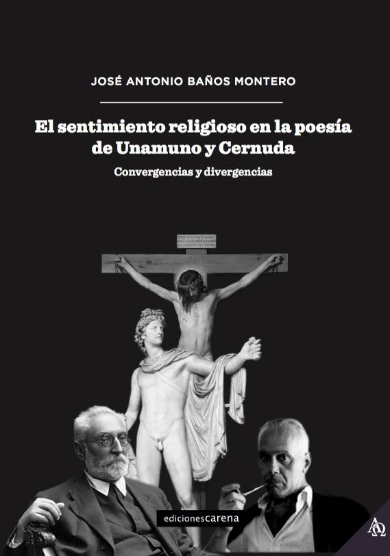 El sentimiento religioso en la poesía de Unamuno y Cernuda: portada