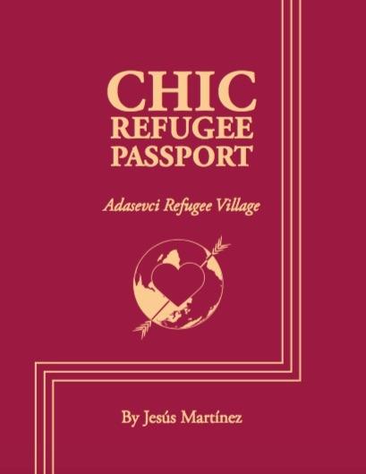 Chic Refugee Passport: portada
