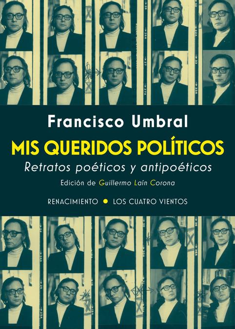Mis queridos políticos: portada
