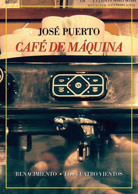 Café de máquina: portada