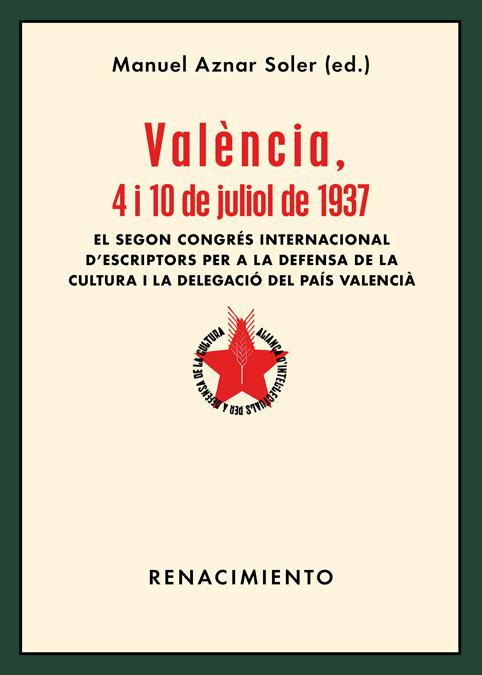 València, 4 i 10 de juliol de 1937: portada