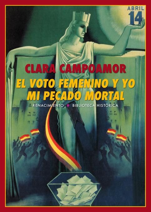 EL VOTO FEMENINO Y YO: MI PECADO MORTAL: portada