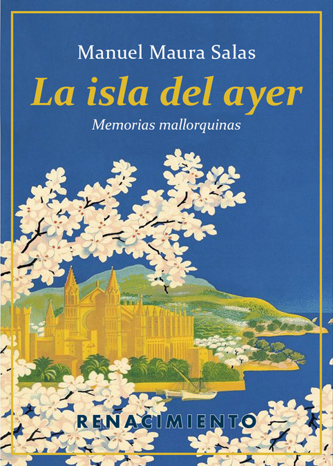 LA ISLA DEL AYER: portada