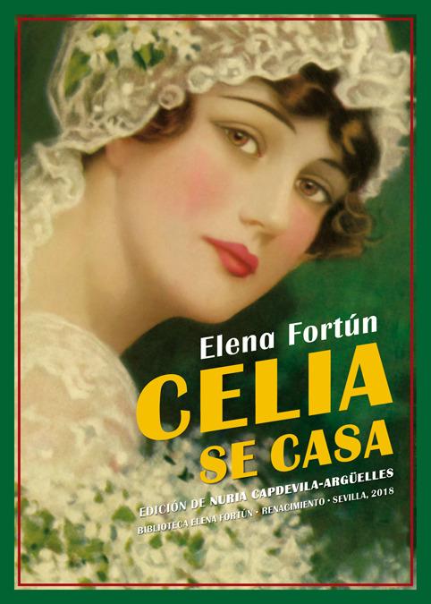 Celia se casa: portada