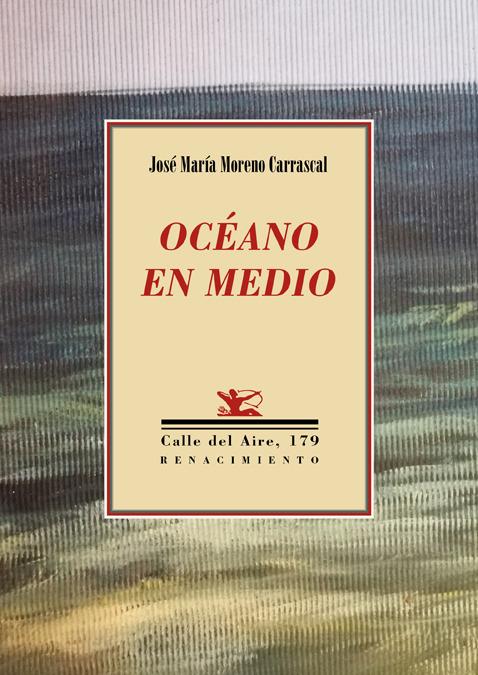 Océano en medio: portada
