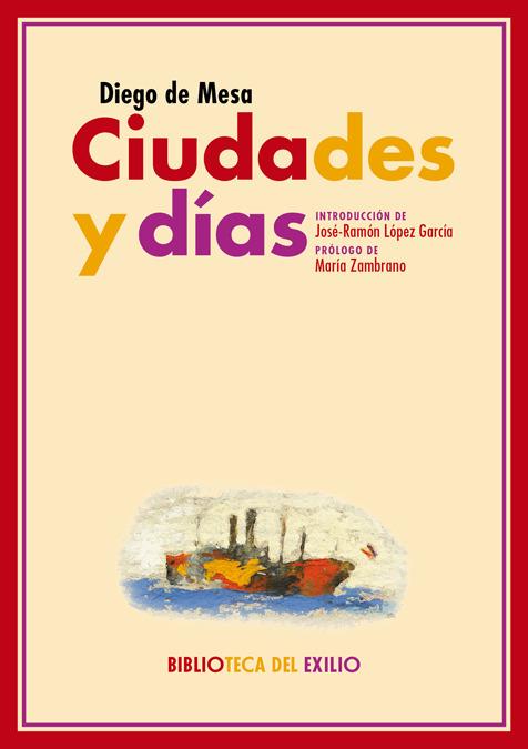 Ciudades y días: portada