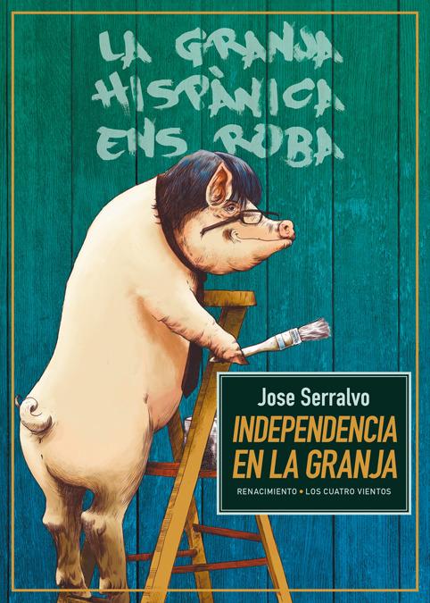 Independencia en la granja: portada