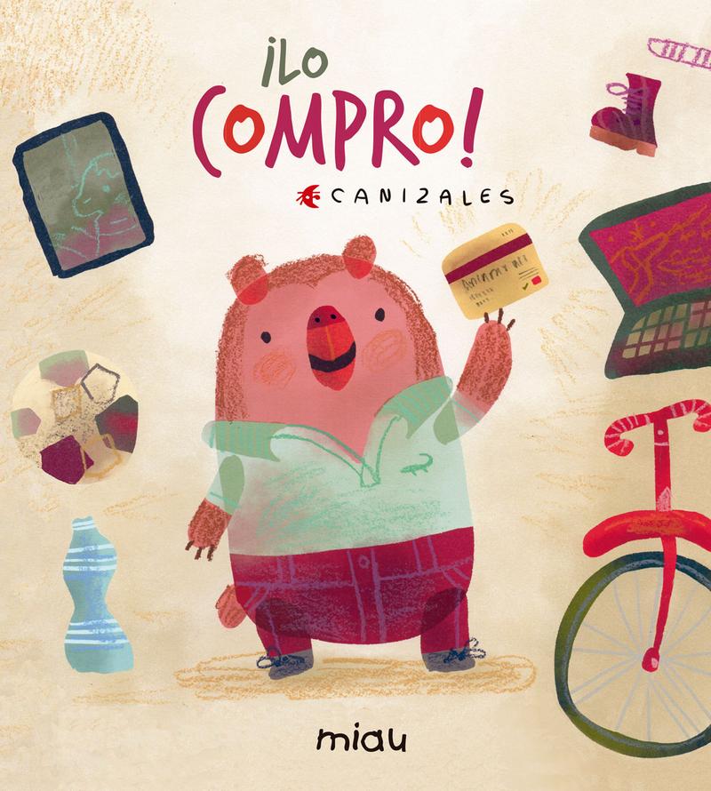 ¡LO COMPRO!: portada