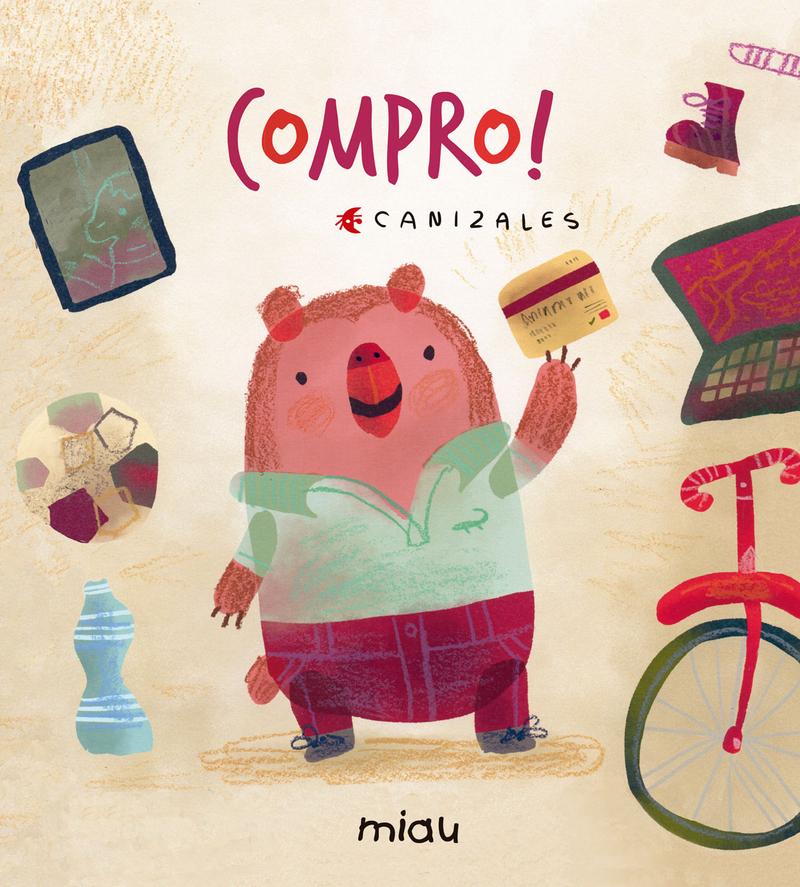 COMPRO! (catalán): portada
