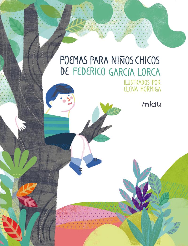 Poemas para niños chicos 2ª ED: portada