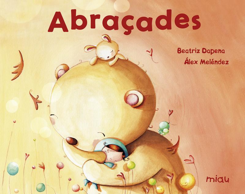 Abraçades (catalán): portada