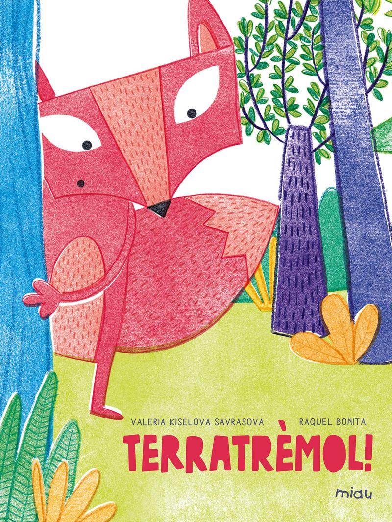 Terratrèmol! (catalán): portada