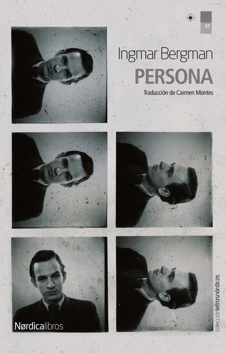Persona (edición del centenario de Bergman): portada