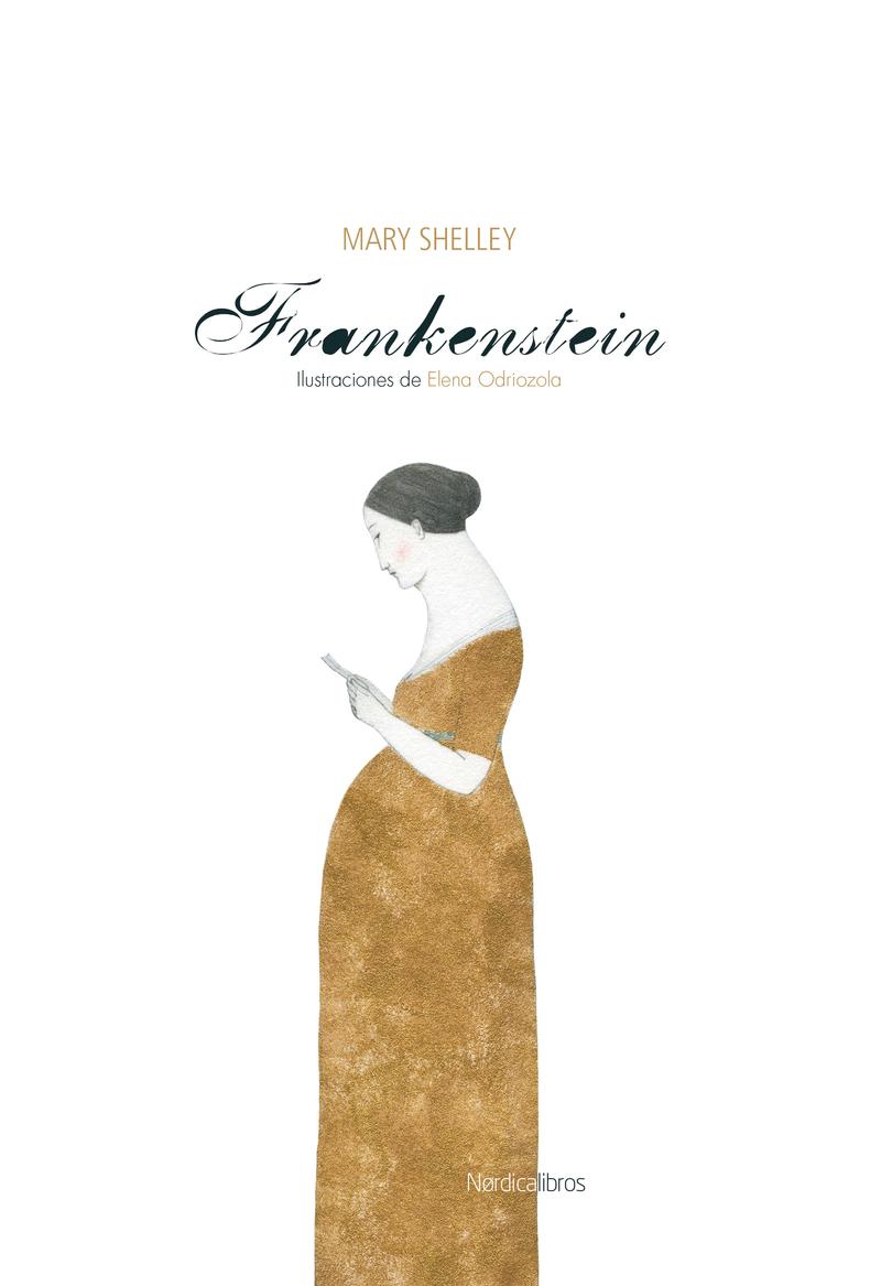 Frankenstein (2.ª ed.): portada