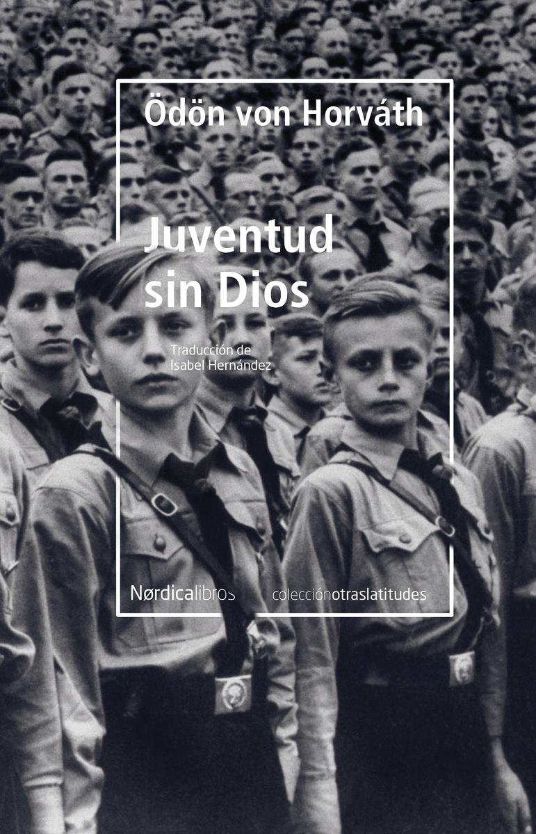 Juventud sin Dios (2.ª edición): portada