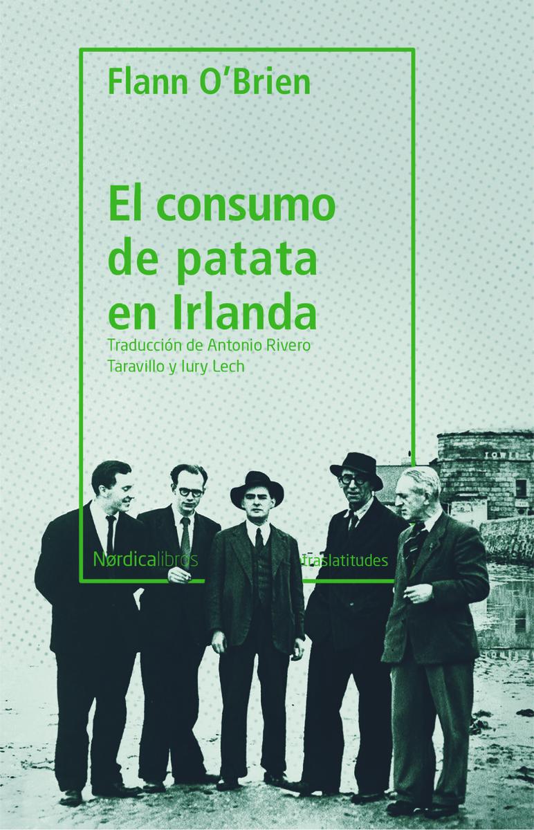 El consumo de patata en Irlanda: portada