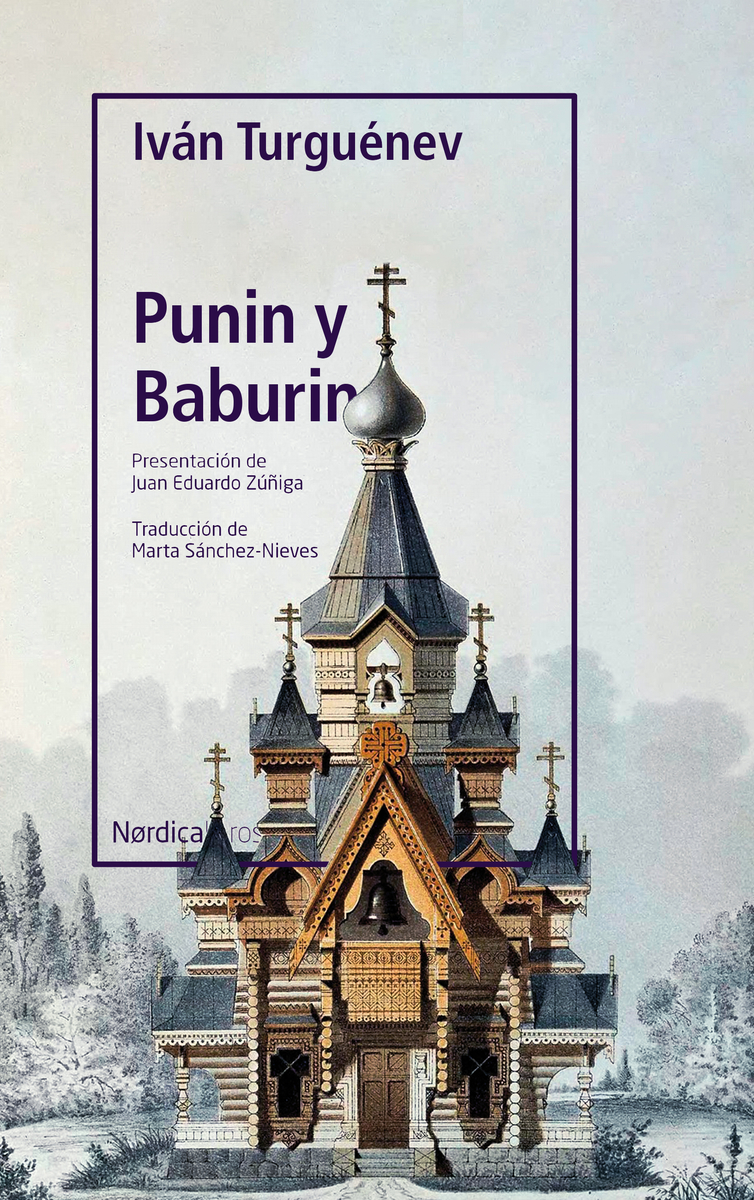 Punin y Baburin: portada