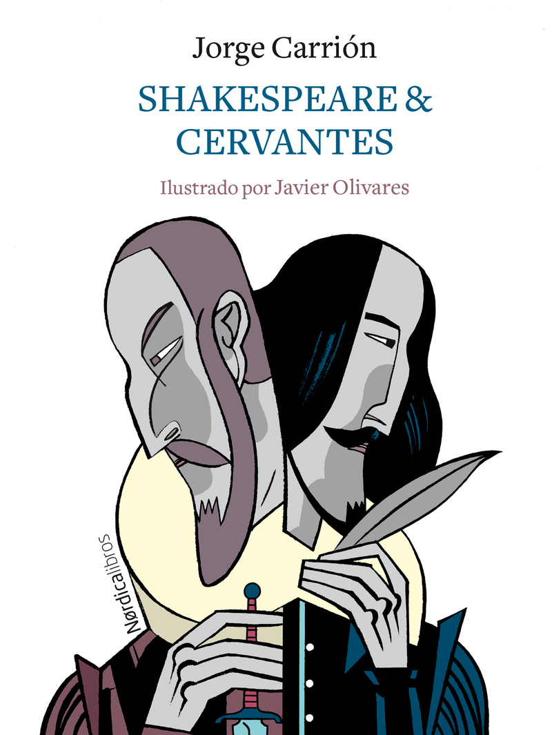 Shakespeare & Cervantes: portada