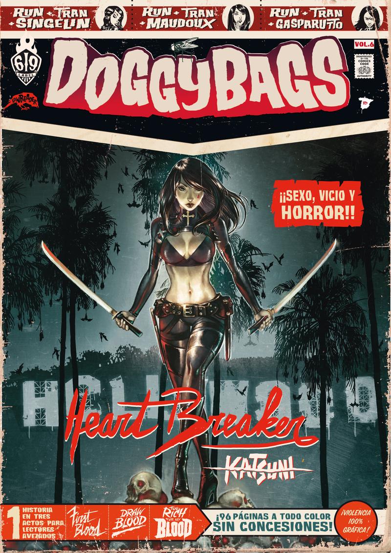 Doggy Bags 6: portada