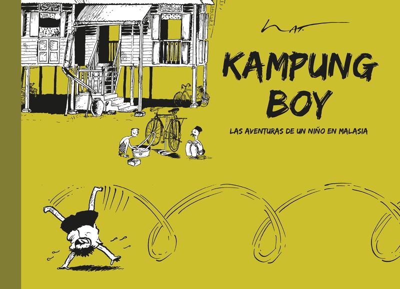Kampung Boy: portada