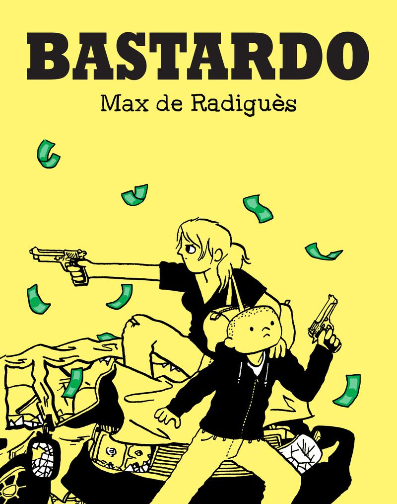 Bastardo: portada
