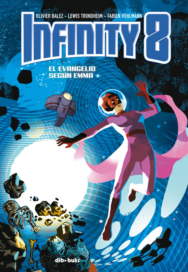 Infinity 8 Vol 3: portada