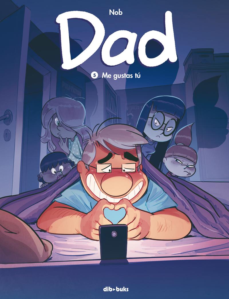 Dad 5: portada