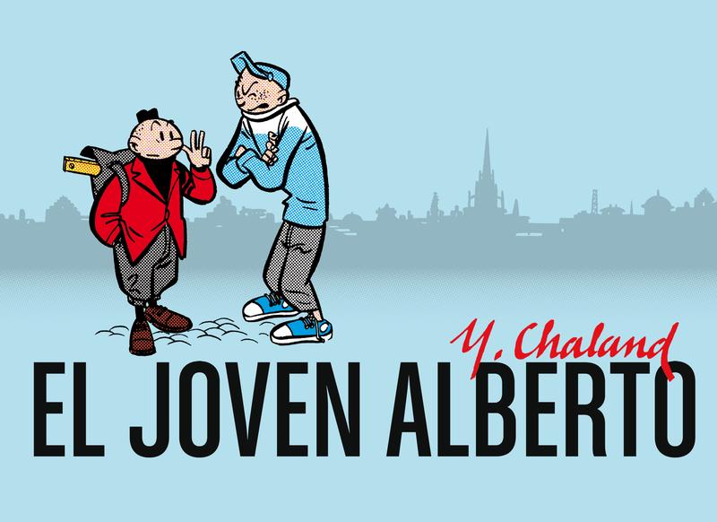 El joven Alberto: portada
