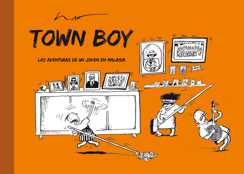 Town Boy - RETIRADO: portada