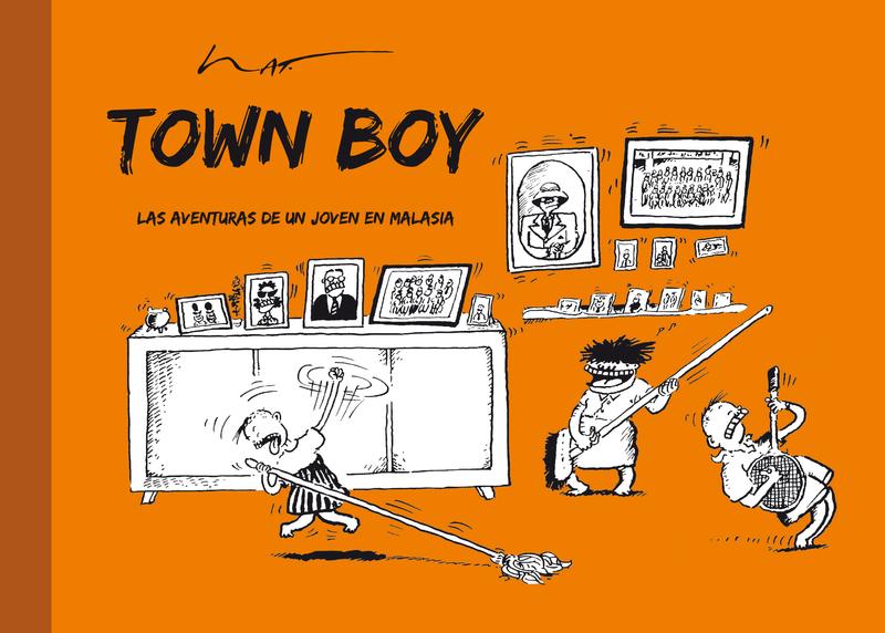 Town Boy: portada