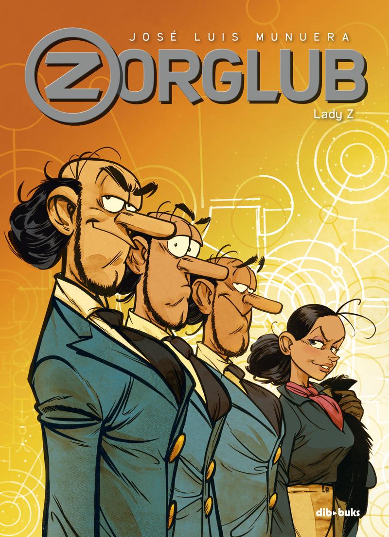 Zorglub 3: portada