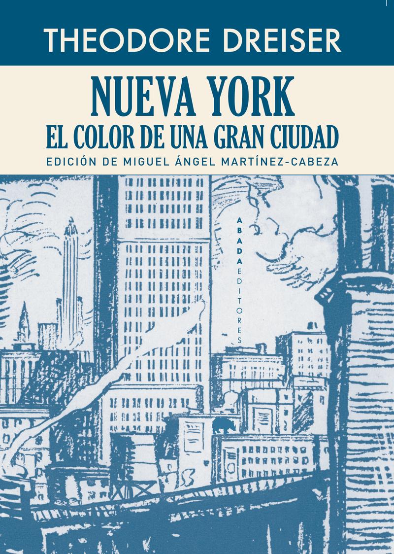 NUEVA YORK. EL COLOR DE UNA GRAN CIUDAD: portada