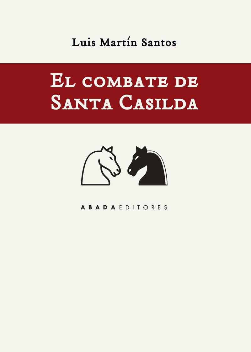 EL COMBATE DE SANTA CASILDA: portada