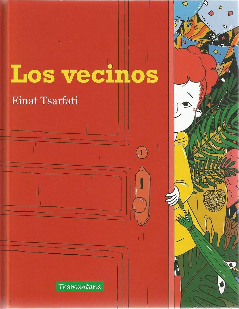 LOS VECINOS: portada