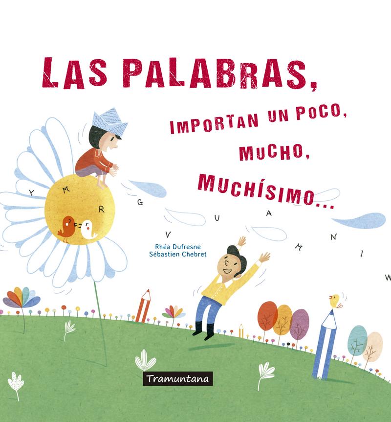 LAS PALABRAS: portada