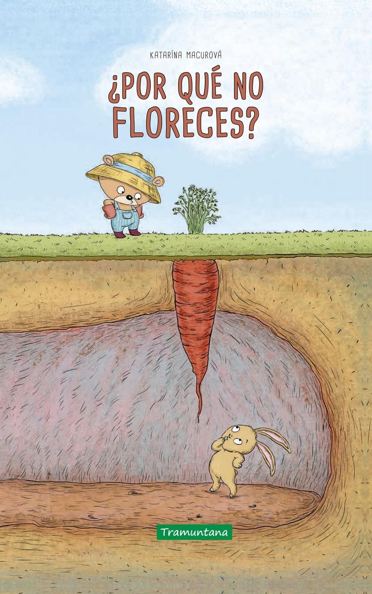 ¿Por qué no floreces?: portada