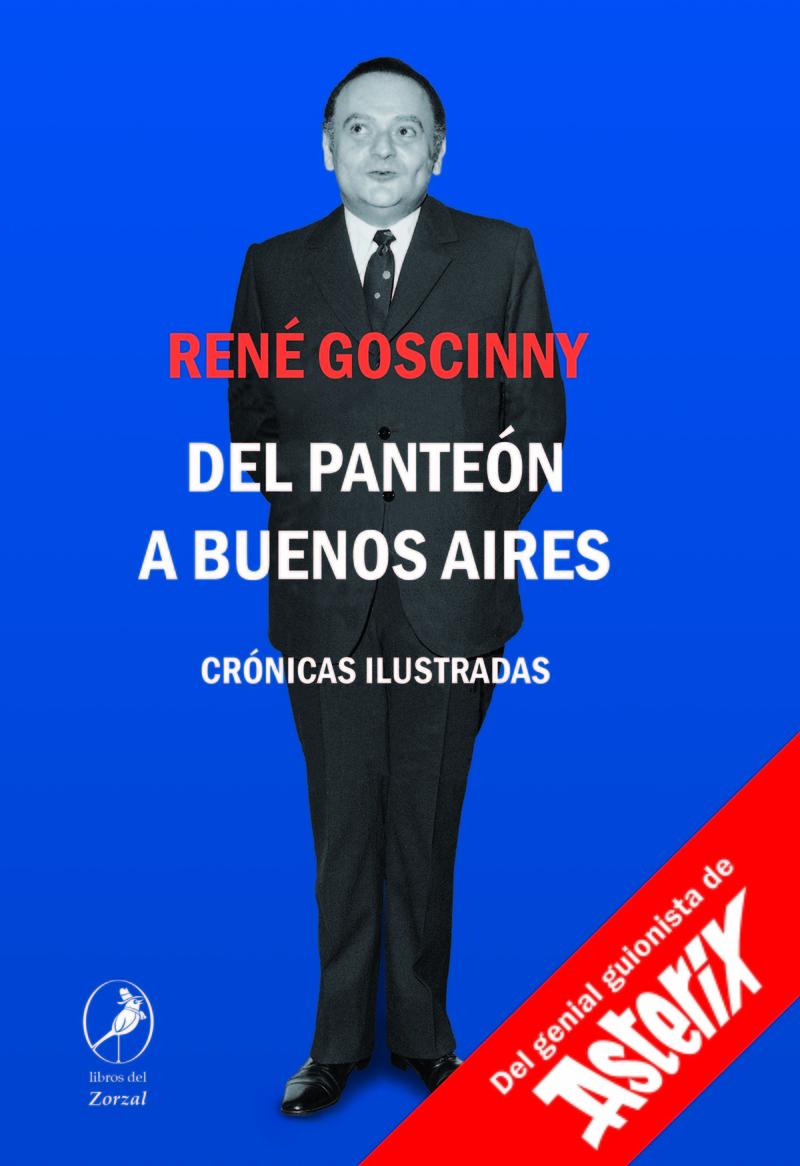 Del Panteón a Buenos Aires: portada