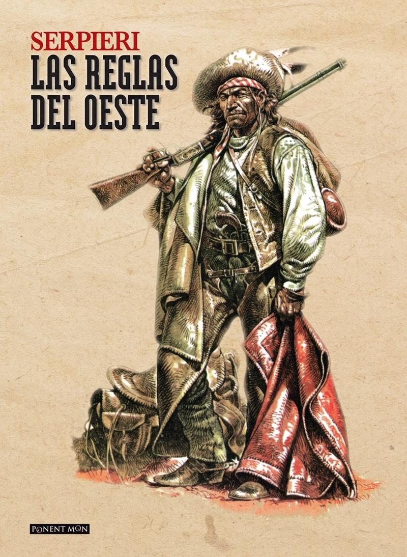 Las reglas del Oeste: portada