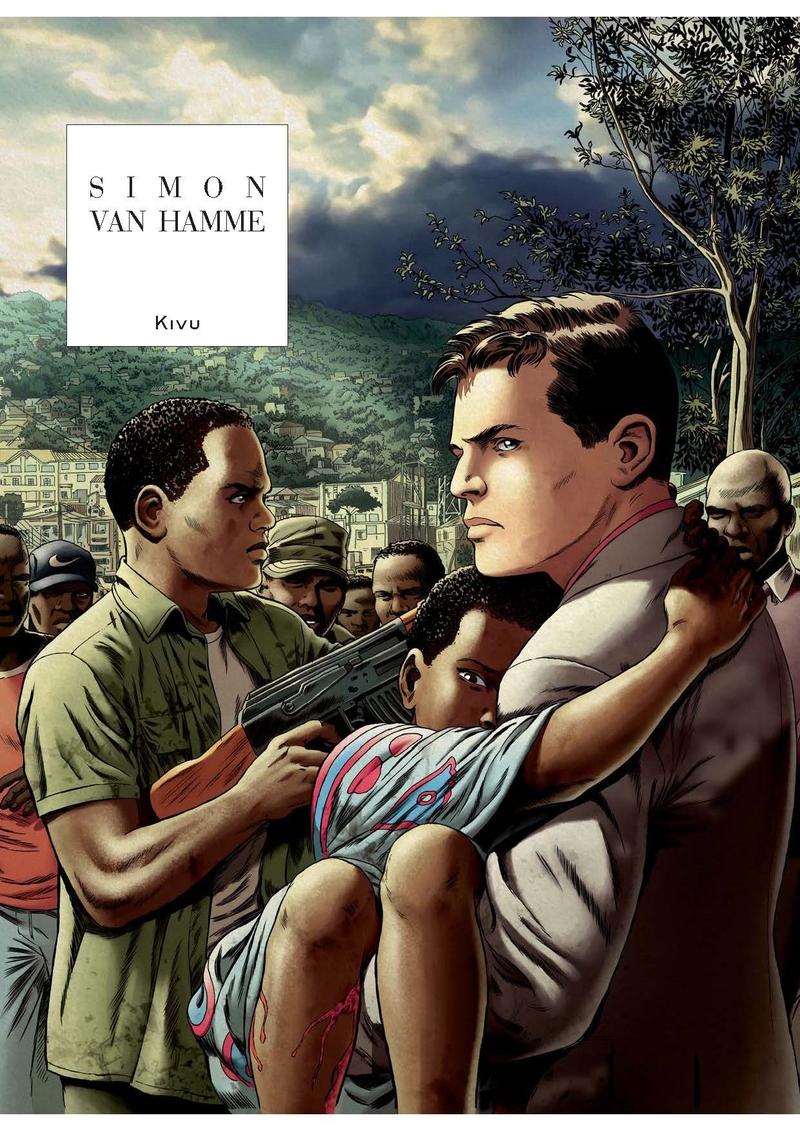 Kivu: portada