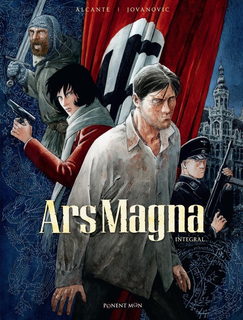 Ars Magna: portada