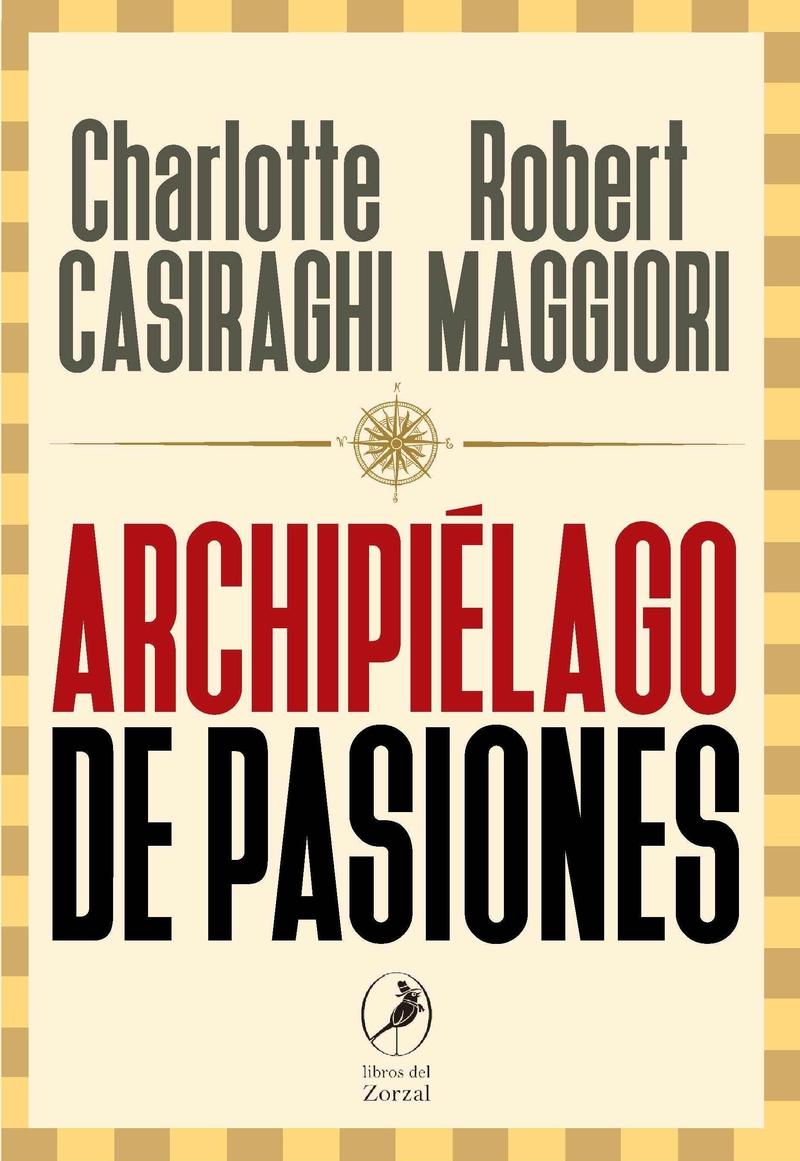 Archipiélago de pasiones: portada