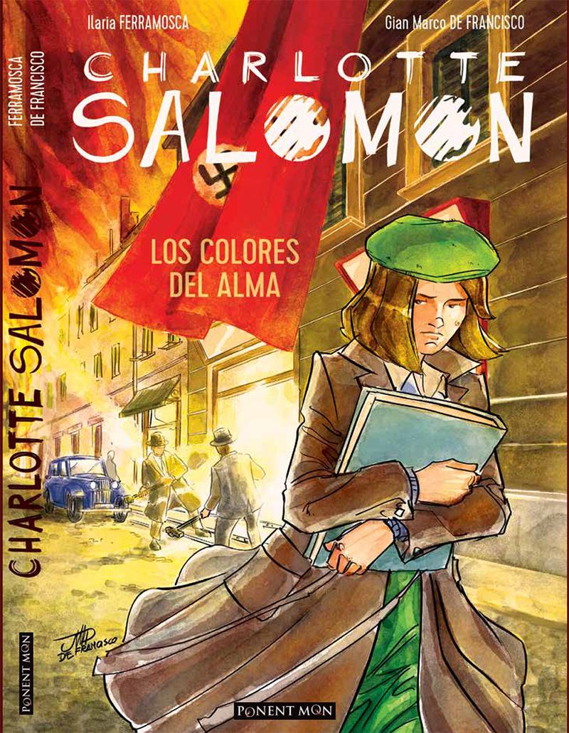 Charlotte Salomon: portada