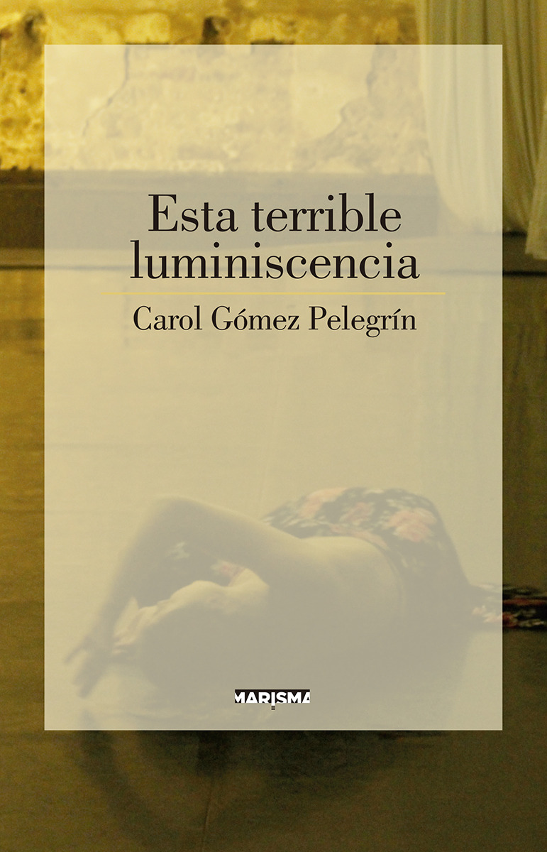 Esta terrible luminiscencia: portada