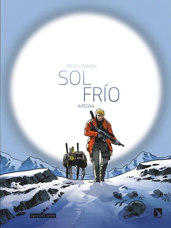 Sol Frío: portada