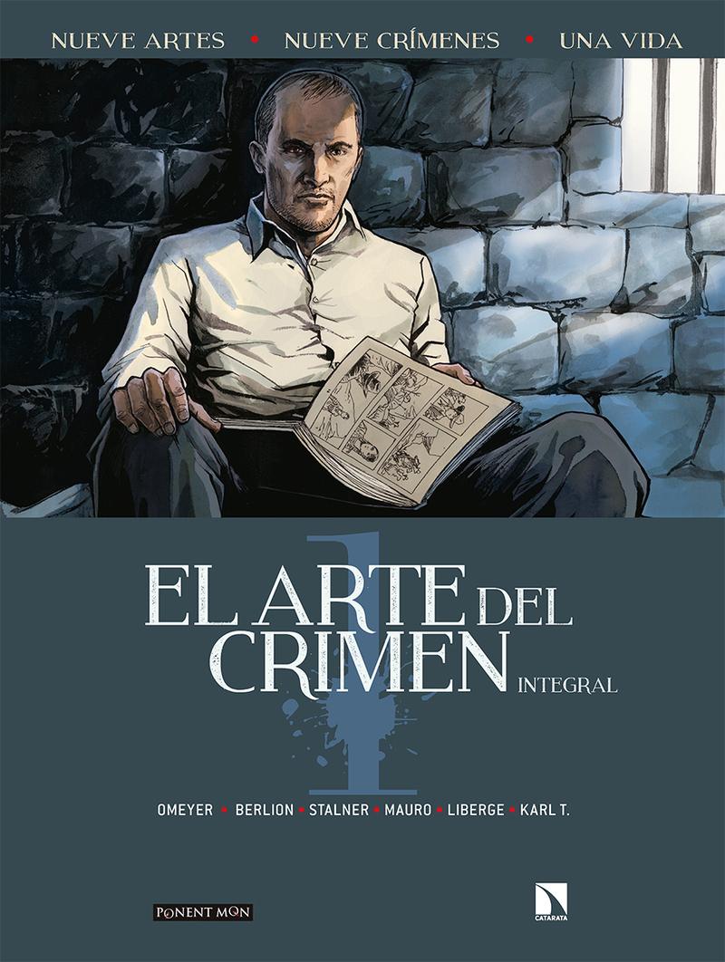 El arte del crimen: portada