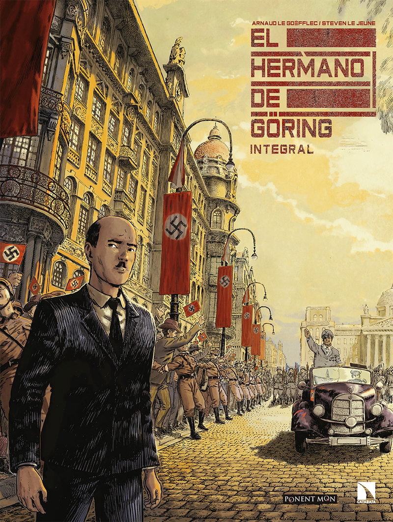 El hermano de Göring: portada