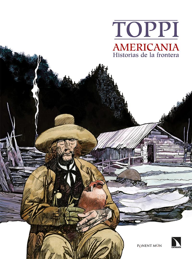 Americania: portada